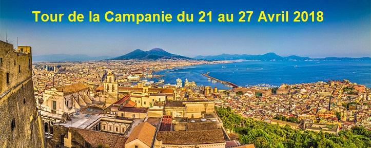 Tour de la Campanie / Naples