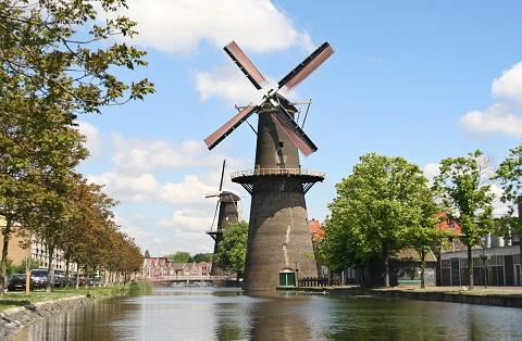 Voyage au Pays Bas