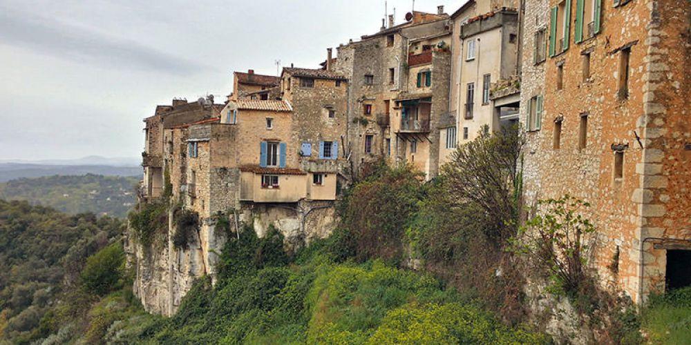 Sortie sur la Côte d'Azur