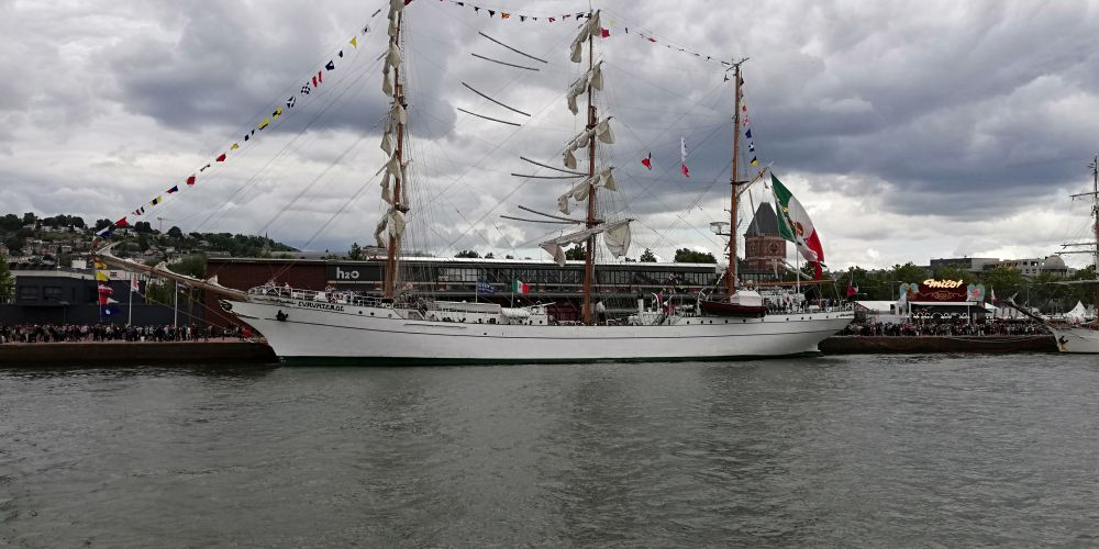 Balade pour l'Armada de Rouen