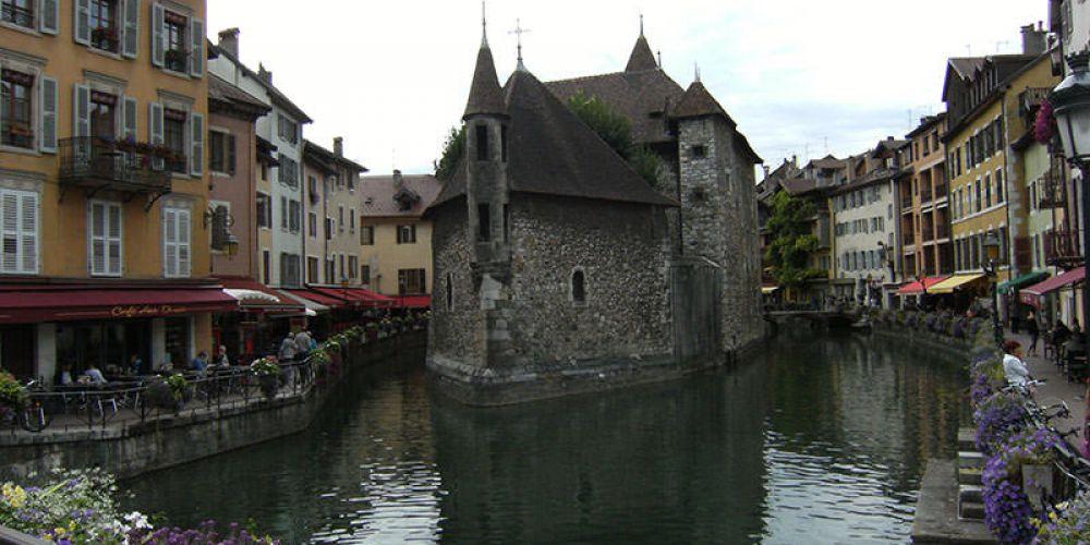 Séjour au bord du lac d'Annecy