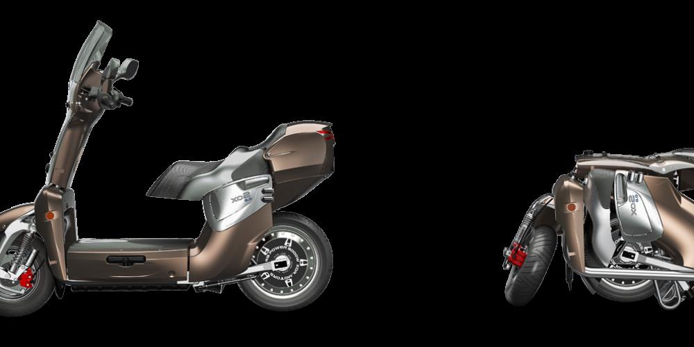 Scooters électriques innovants à hautes performances