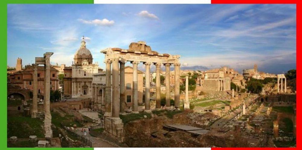 Le R3CF en voyage en Italie en Avril