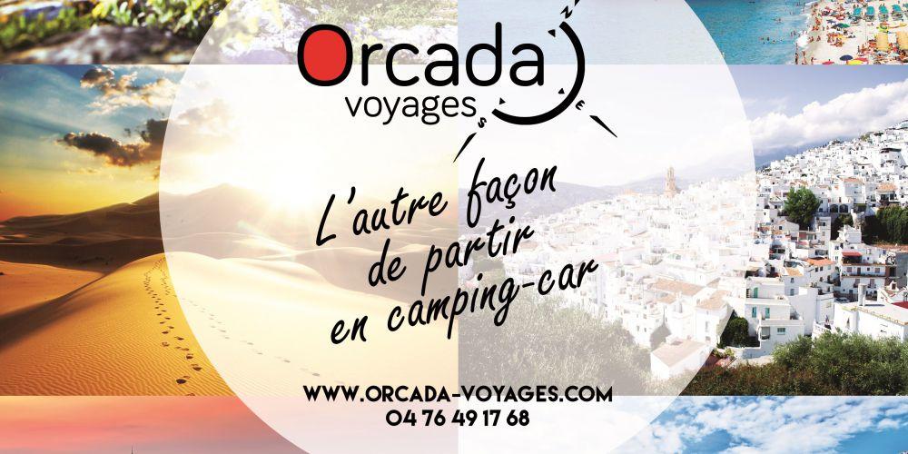 Rendez vous annuel Orcada du 16 au 21 Octobre 2018
