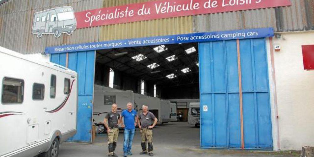 Réparateur Camping-Cars et Caravanes à Mayenne