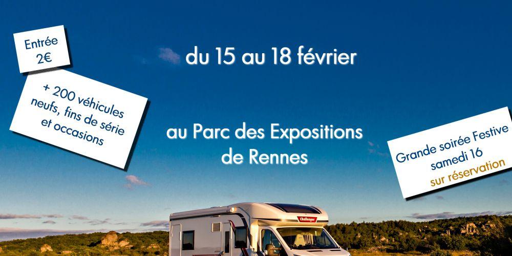 Festival du Camping-car et du Fourgon