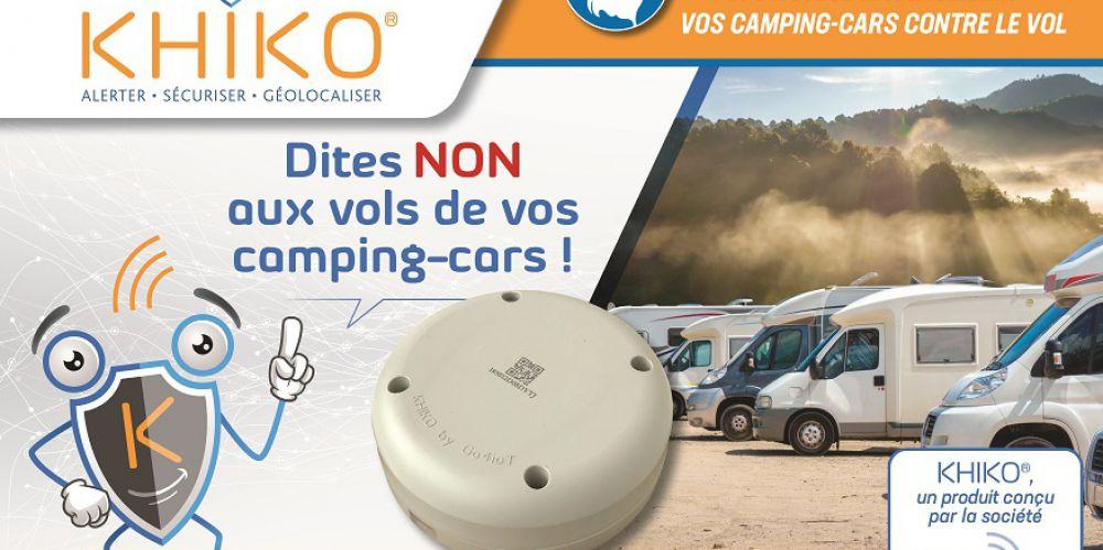 Protéger votre Camping Car contre le vol