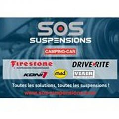 Logo SOS SUSPENSIONS