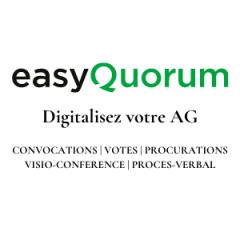 Logo easyQuorum